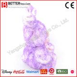 昇進の多彩な詰められたウサギのプラシ天は子供のための柔らかいバニーをもてあそぶ