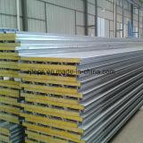 Langlebige Energie Savingcolor Stahlzwischenlage Paneldurable Farben-Stahlzwischenlage-Panel für bewegliche Gebäude-Dach-Wand