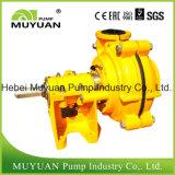 Bomba de alimentação da pasta do Hydrocyclone do processamento mineral