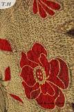 Tela moderna de los sofás del tinte del hilado (FTH31133)