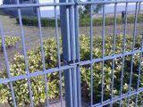 Doppio recinto di filo metallico facilmente montato 868