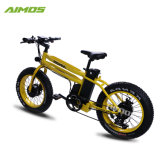 2つの350Wモーター脂肪質のタイヤの電気バイク安いEbike