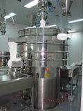Uma camada circular farmacêutica peneira vibratória ultra-sónico