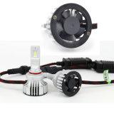 5000lm Selbst-LED helle F2 LED SelbstGlühlampe H4 H11 9005 9006 der Scheinwerfer-Birnen-72W LED der lampen-6000K LED