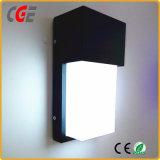 Venta caliente IP65 de pared de luz LED de exterior