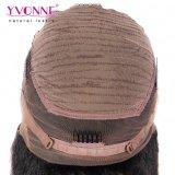 Yvonne 형식 머리 360 레이스 정면 가발 스위스 레이스 가발 사람의 모발 가발