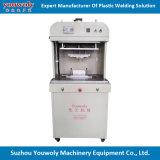 Machine de soudure à chaud par rotation pour le matériau thermoplastique