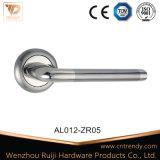Maniglia di portello di legno di alluminio di Minimalism moderno poco costoso (AL012)