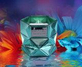 Vela de vidro Aroma serpenteiam sextavada Jar Design Ensolarado