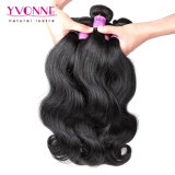 Capelli brasiliani di Remy del commercio all'ingrosso dell'onda del corpo dei capelli di Yvonne