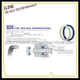 IDI hidráulica del sello de la PU Rod de la NOK