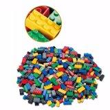 DIY 330PCSの幾何学的な構築の子供の煉瓦は互換性のあるブロックをもてあそぶ