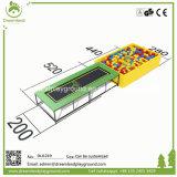 Wenzhou scherza il mini trampolino portatile gonfiabile poco costoso della prova dell'acqua di Professionnel per i bambini