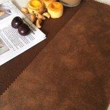 Tecido de Revestimento de tecido em camurça chinês para sofá