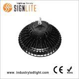 5 años de la garantía 150W hola de las bahías LED de altas luces de la bahía del UFO