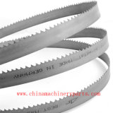 Kanzo 27mmの幅の高品質のバイメタルは鋸歯を