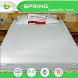 Cama Queen size protector de colchón impermeable lavable Portada Anti-Bacterial
