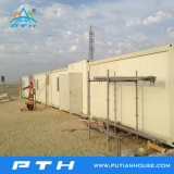 Роскошная полуфабрикат дом контейнера высокого качества для модульного здания