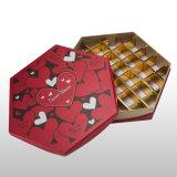 Custom печатной бумаги картонные коробки продовольствия для печенья, шоколадный торт,
