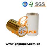 Papier thermosensible de position de qualité en roulis enorme à vendre