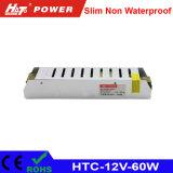 driver di 12V 5A LED per la striscia flessibile e la casella chiara