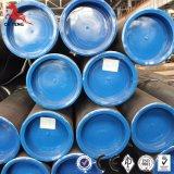 Servicio de tubo de acero sin costura de Carbono para la aplicación de alta presión