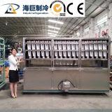 Ce fabricant de machine de glace cube approuvé pour l'Ice-Cream Noshery, Seven-Eleven et salon