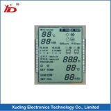 Монитор LCD поляризатора характеров индикации Tn померанцовый