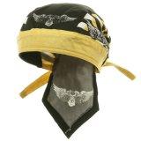 Шлем пирата полиэфира отдыха с напечатанным логосом