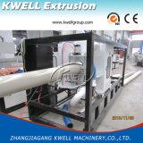 Tubulação de água do PVC que faz a extrusão da tubulação de Machine/PVC plantar/linha de produção