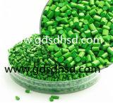 Grüne Farbe Masterbatch für kosmetischen Kasten-Plastikbehälter