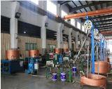 Draad van het Aluminium van het koper de Beklede voor de Kabels van rf