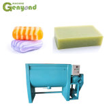 La barra de jabón de prensa que la fabricación de máquinas expendedoras de corte de la extrusora Mezcladora horizontal de llenado equipo de producción de embalajes empaquetadora almohada