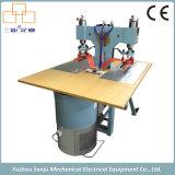 Saldatrice ad alta frequenza dell'unità di elaborazione EVA del PVC (impermeabile 5kw, panni)
