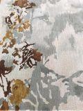 Coperta della fibra del cereale del pavone
