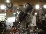 シールの水平の自動大きパッケージのコーヒー洗浄力がある粉のパッキング機械