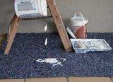 PE a proteção do piso não tecidos revestidos pintor sentida