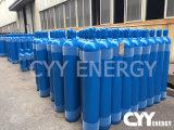 Os Cilindros de Gás oxigênio médicos 20/10/40/47/50 garrafas de litro com boa qualidade ISO9809-1/Sio Padrão9809-3