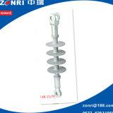 Composite isolant de la suspension de l'isolant de tension/ 110kv 70kn à 160 KN (FXBW)