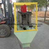 حارّة يبيع معدن [ستيل برودوكت] مصراع باب لف يشكّل آلة يجعل في الصين