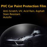 De nieuwe het Verpakken van de Auto Druk van de Film - gevoelig Zelfklevend pvc Ppf