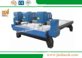 Máquina de gravura de madeira nova do CNC do projeto Zs1325-3h-3s