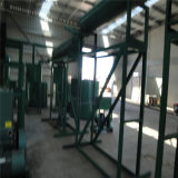 O óleo usado Re-Refining Industrial da Fábrica da coluna de destilação de Aço Inoxidável