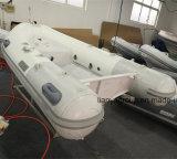 Liya 8FT-16FT Rippen-Boots-preiswerter Aluminiumfischerboot-Verkauf