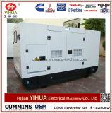 generador diesel silencioso de 40kw/50kVA Yto con ATS (25-320kW)