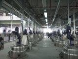 工場自動ペンキの生産ライン