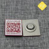 Promotion de l'épinglette d'impression métalliques personnalisées