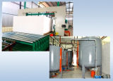 Machine automatique de la ligne de production d'éponge (XLF-2400)
