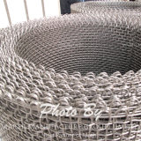 Malla de alambre de acero inoxidable del tamizado