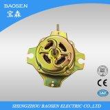 Motor eléctrico de los accesorios que se lava
